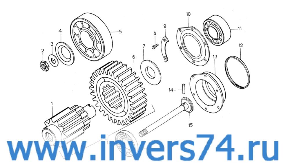 Регулировка колеи трактора МТЗ-82
